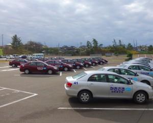 kakizaki_practice_cars